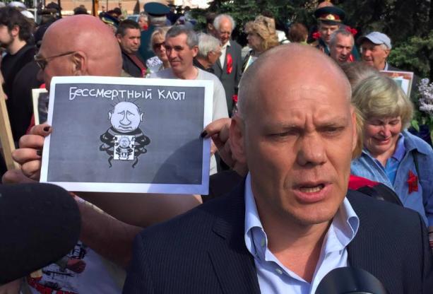 Ivasik9 - Андрей Иванов: сепаратист и пропагандист обустроился в Запорожье?